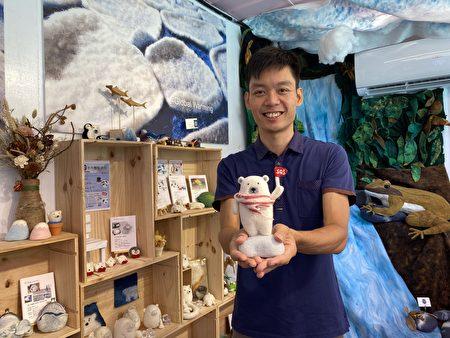 刘承佑期许自己能推出更多创作,为环境的关怀与重视尽一份心力。