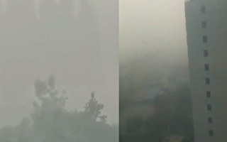 山东公司液氯泄漏9小时 氯气笼罩城区