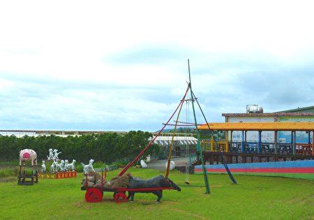 成功镇农会休闲游憩区。