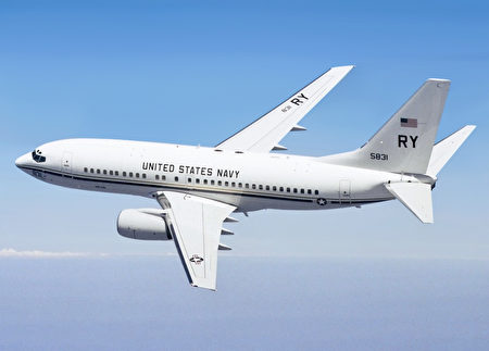 C-40A「快船」運輸機。(US Navy/維基百科)