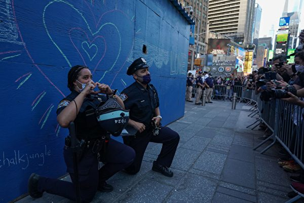 乾元:從美國民眾騷亂與香港民眾和平示威說開去