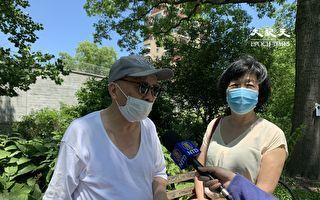 無懼疫情投票  華裔選民:珍惜投票權