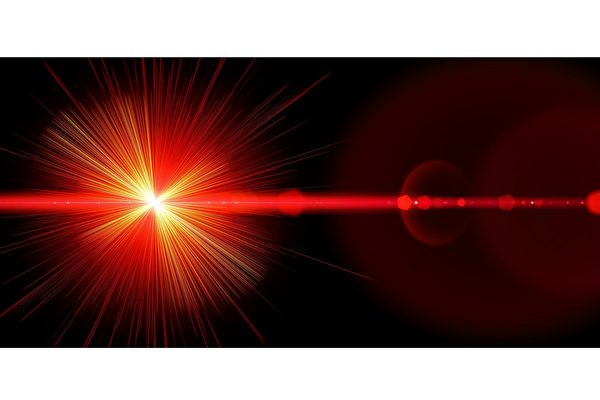 高功率激光 從光生成物質