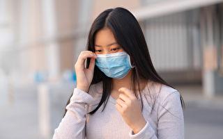研究:戴口罩且隔4英尺 难阻中共病毒传播