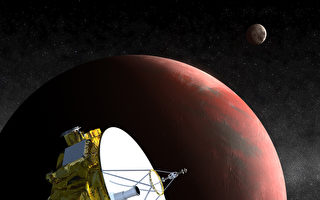 NASA新視野號拍攝外星天空 距地70億公里