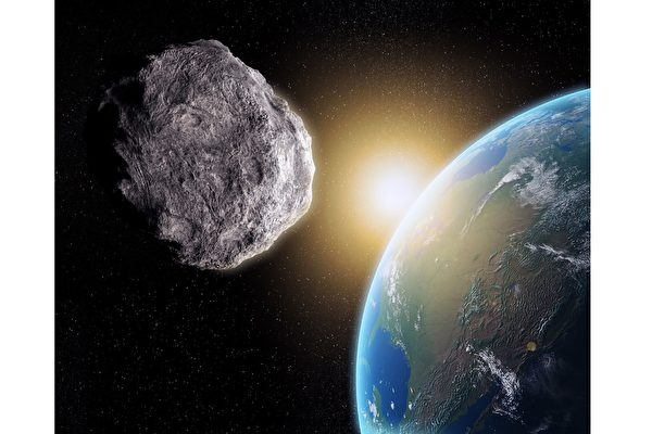 小行星防禦系統發現特殊星體