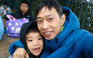 肺腺癌鬥士彭智良說,「為了我的家人,無論如何也要活下去。」(彭智良提供)