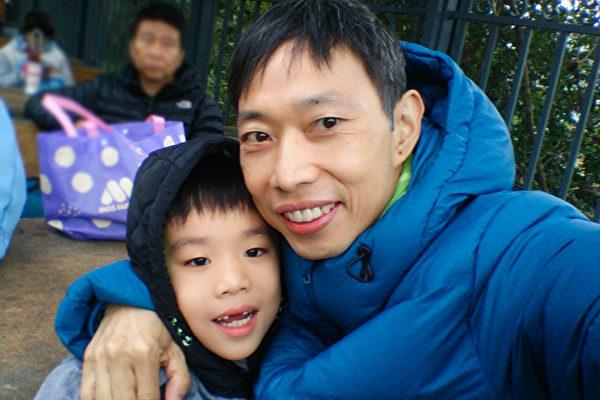 肺腺癌晚期如满天星 他说:为了家人必须活下去