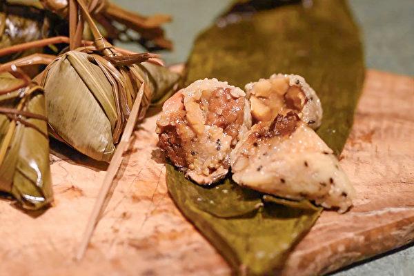 只要選料適當,粽子不會引起脹氣、長胖、血脂升高,還可以養血補血。(榮大夫提供)
