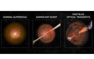 科学家发现一种新型超新星爆发