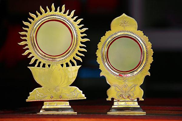 印度神秘鏡子 能讓你看到真實的自己
