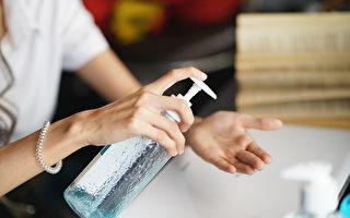 加衛生部召回6種含工業酒精免洗洗手液