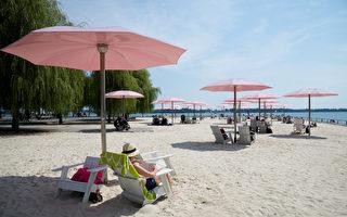 助市民消夏 多倫多6月22日開放6個泳灘