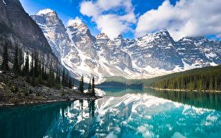 Moraine Lake, Bannf National Park, Alberta