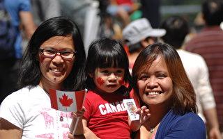 8成加拿大人口增長來自移民
