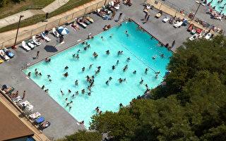 公共游泳池是否安全?专家答疑
