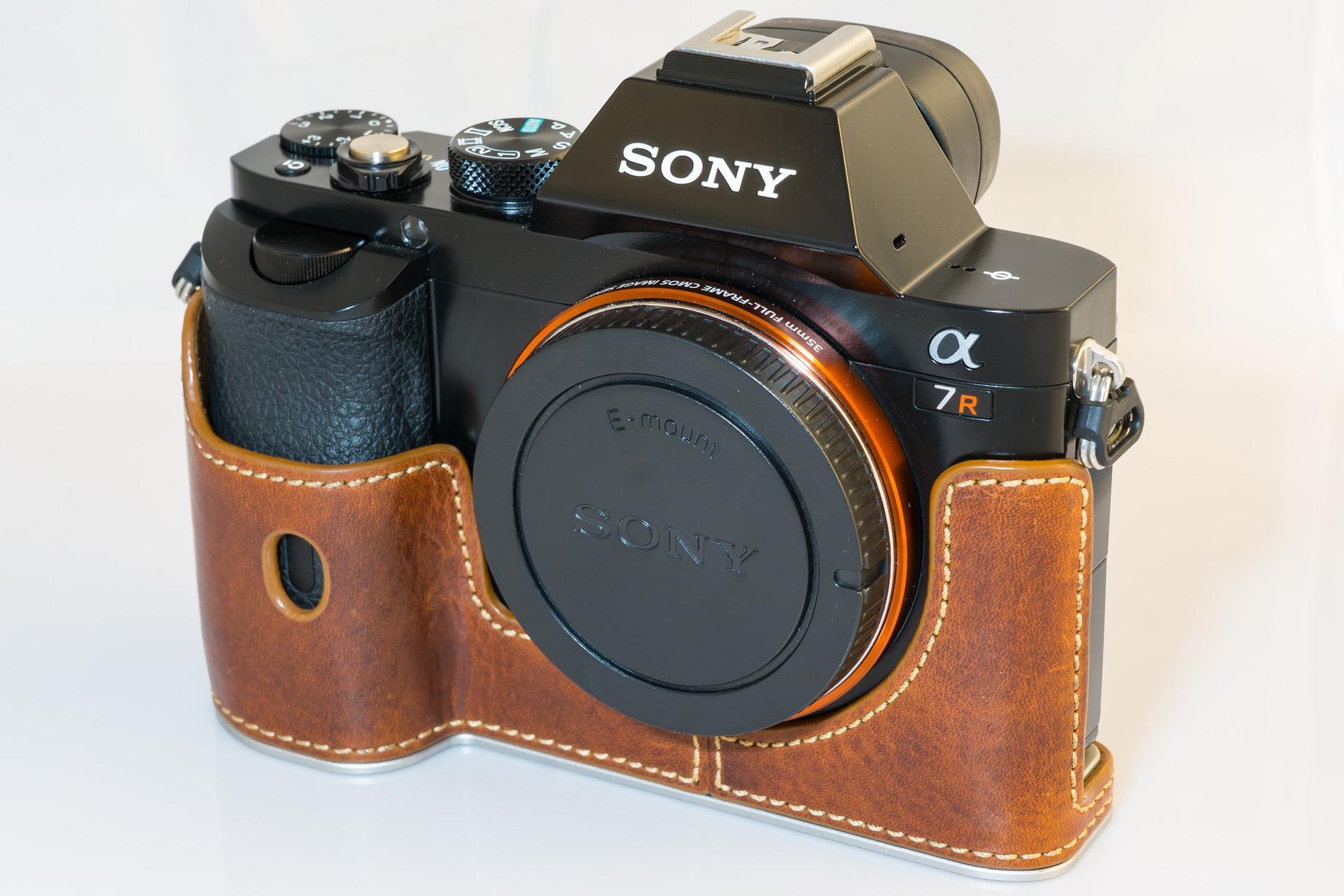 2020年索尼世界攝影大獎比賽結果揭曉,台灣19歲男子謝獻邦榮獲「年度青年攝影師」獎項。圖為一台索尼照相機,與本文無關。(Pixabay)