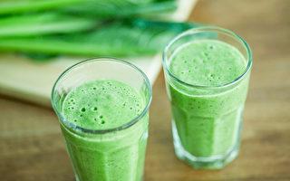 自然疗法医师:全营养蔬果汁 助排血液毒素