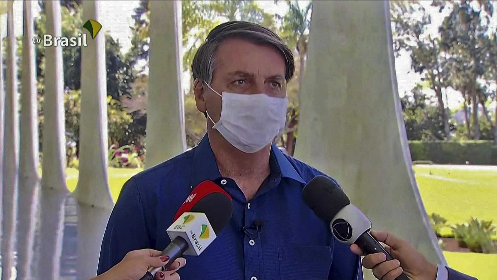 從總統到內閣部長 拉美數十名政要染疫