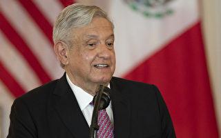 墨西哥總統染疫兩週後康復