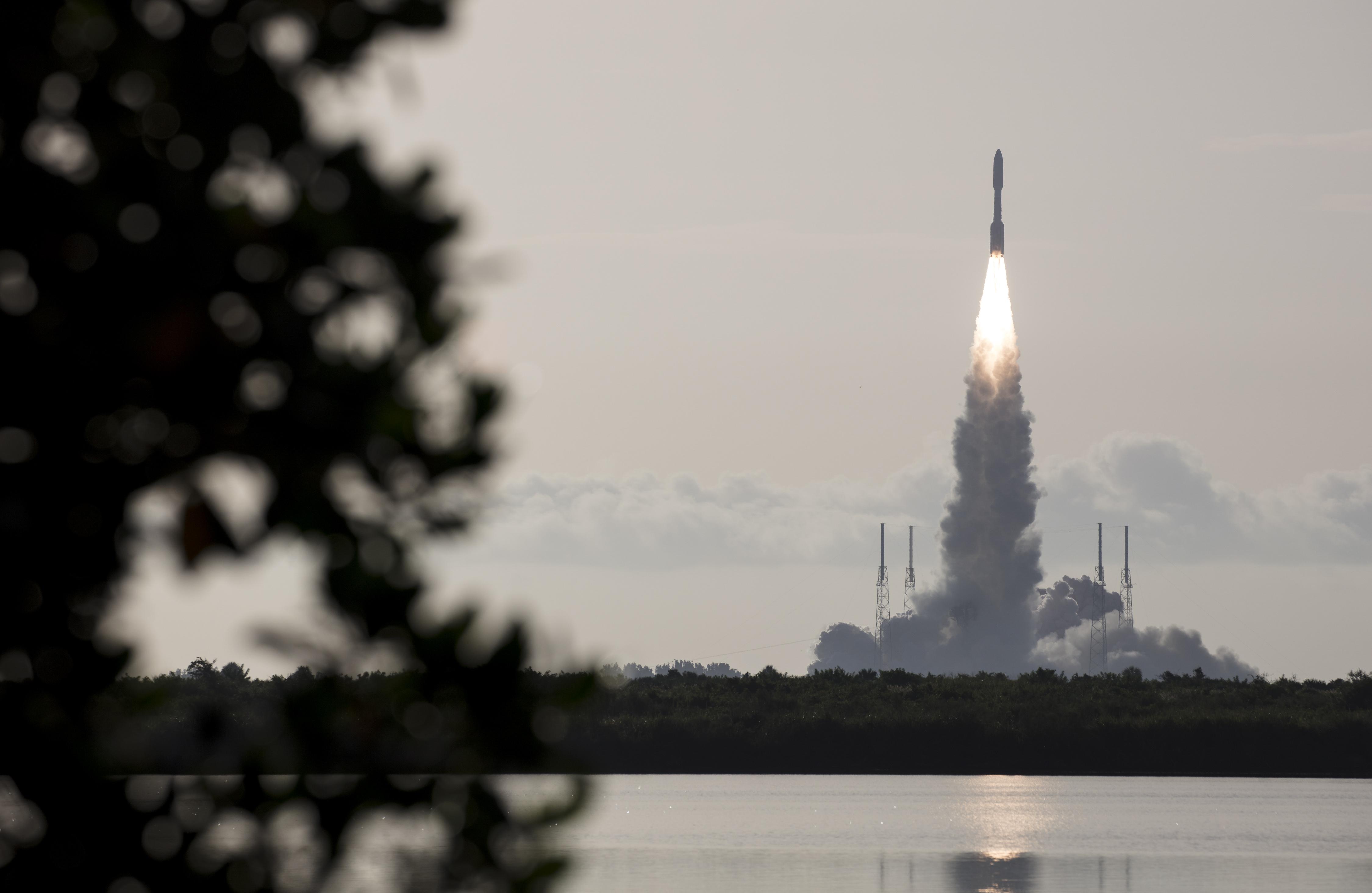 NASA開啟史詩級任務 毅力號探測車前往火星