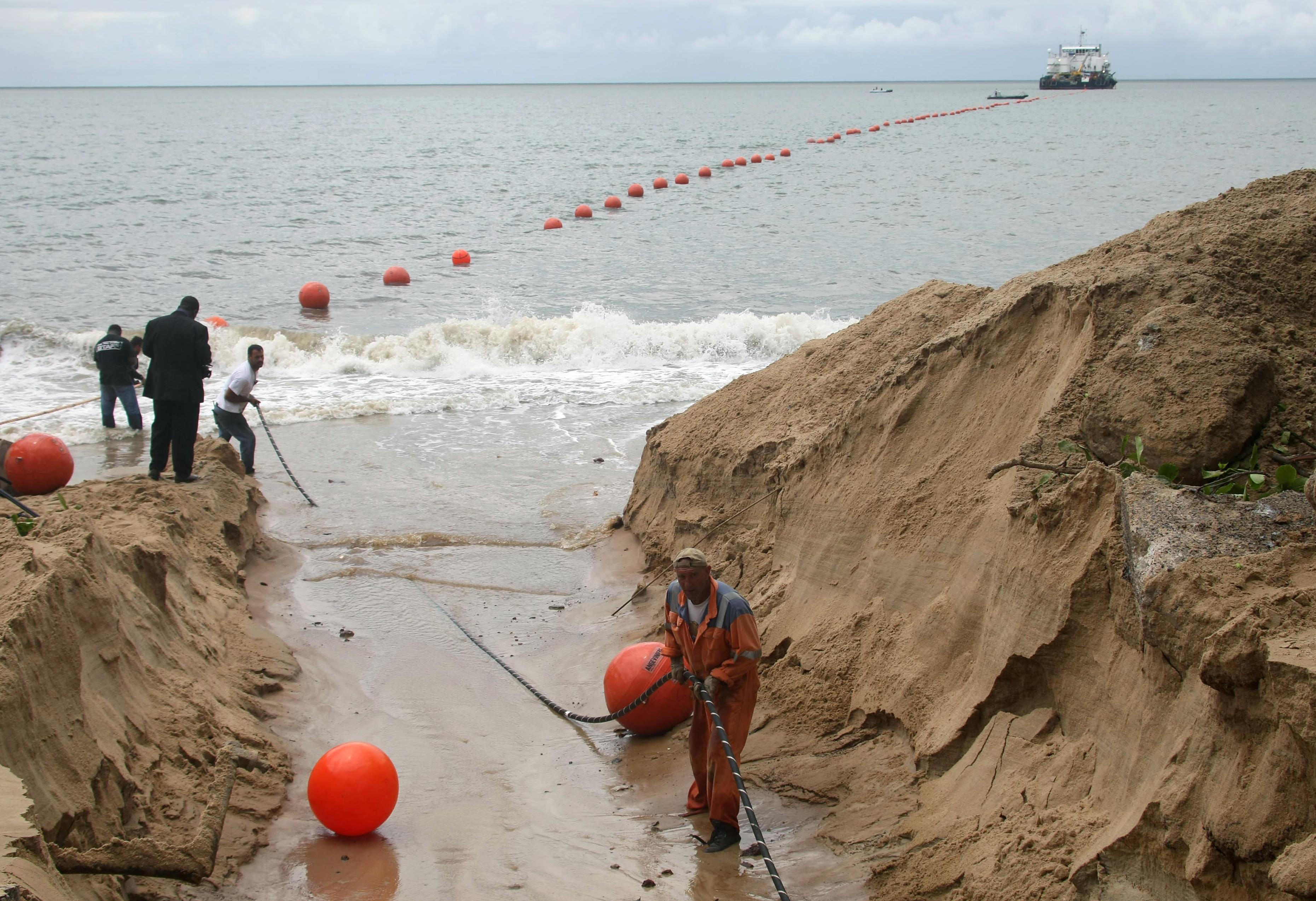 智利海底光纜選用日本方案 排除上海為終點