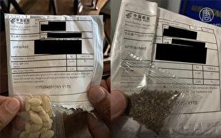 德州出现来自中国的神秘包裹 内含未知种子