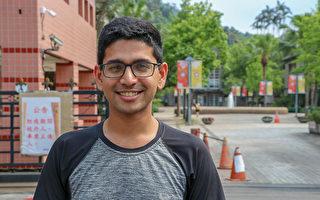 印度留學生以台灣「口罩外交」做研究主題