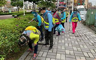 桃园守护环境无名英雄  志工队无私贡献与付出