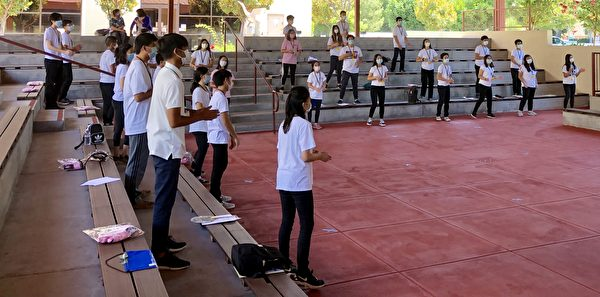 橙縣分會首度培訓第一批青年文化志工