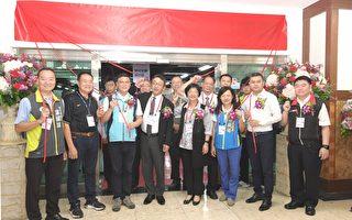 台灣水五金產業中心揭牌  日本TOTO設體驗區