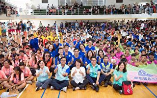 108学年度第11届国民中学大队接力全国决赛颁奖