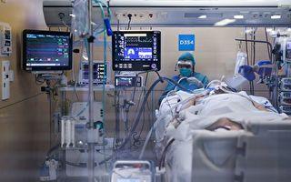 加州疫情堪憂 死亡和住院人數創新高