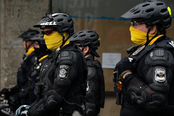 西雅圖市長擬削減警察預算7千多萬美元