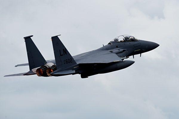 曾因觸電心跳停止12分鐘 美F-15飛行員復飛