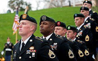 美國迎來史上首位綠色貝雷帽特種女兵