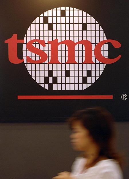 台積電的市值已突破4,100億美元(約新台幣12兆元),成為全球市值十大公司。(SAM YEH/AFP via Getty Images)