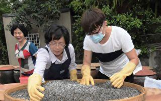 黑豆变酱油 员林新合顺坚持古法酿造