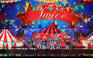 《Fanfare》再夺冠 TWICE四度获公信榜周榜冠军