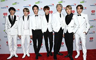 BTS再创纪录 《Black Swan》104区iTunes夺冠