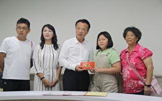 翁章梁嘉勉榮獲2020總統教育獎學生