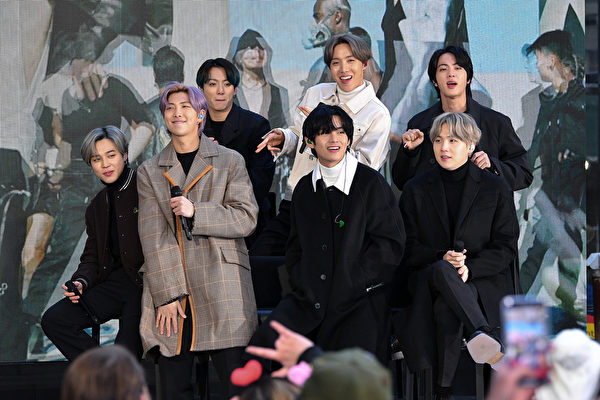 BTS盼在疫情中帶來活力 8月21日發行英文單曲