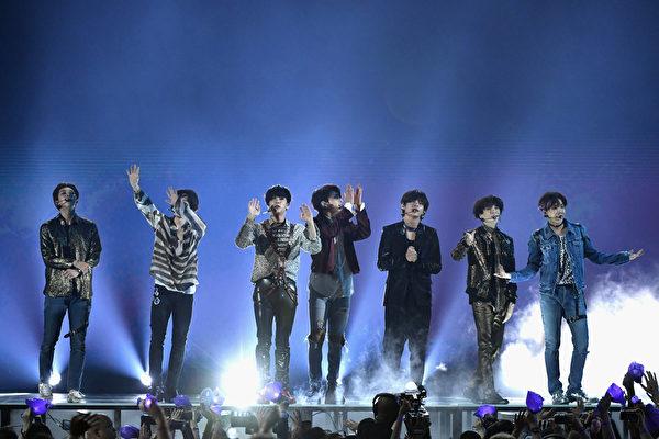BTS线上演唱会逾75万人参与 登金氏世界纪录