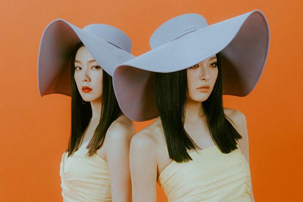 Red Velvet小分队出辑 45区iTunes专辑榜登顶