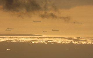 组图:罕见美景 从阿里山拍云瀑云海彩霞满天