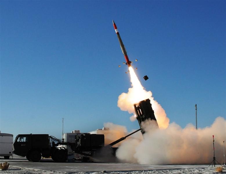 美批准對台軍售愛國者導彈延壽案 中共跳腳