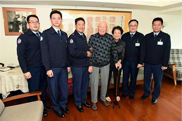 曾深入大陸偵照 黑蝙蝠中隊長趙欽97歲辭世