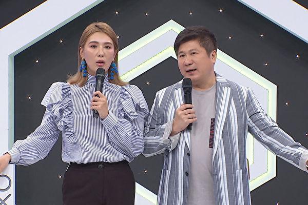 父女首搭檔節目收攤 小禎宣布回歸戲劇圈