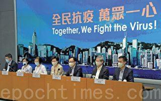 香港增108宗中共病毒確診個案