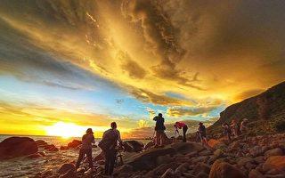 觀南台灣夕陽之美──屏東枋山456k知名景點